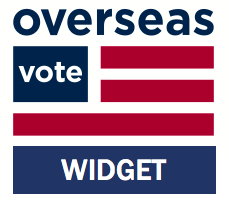Overseas Vote Widget