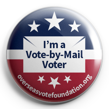 i'm a vote-by-mail voter
