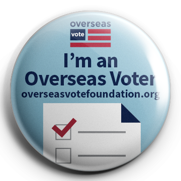 I am an overseas voter