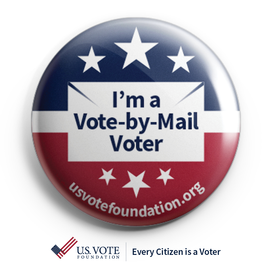 I am a vote-by-mail voter