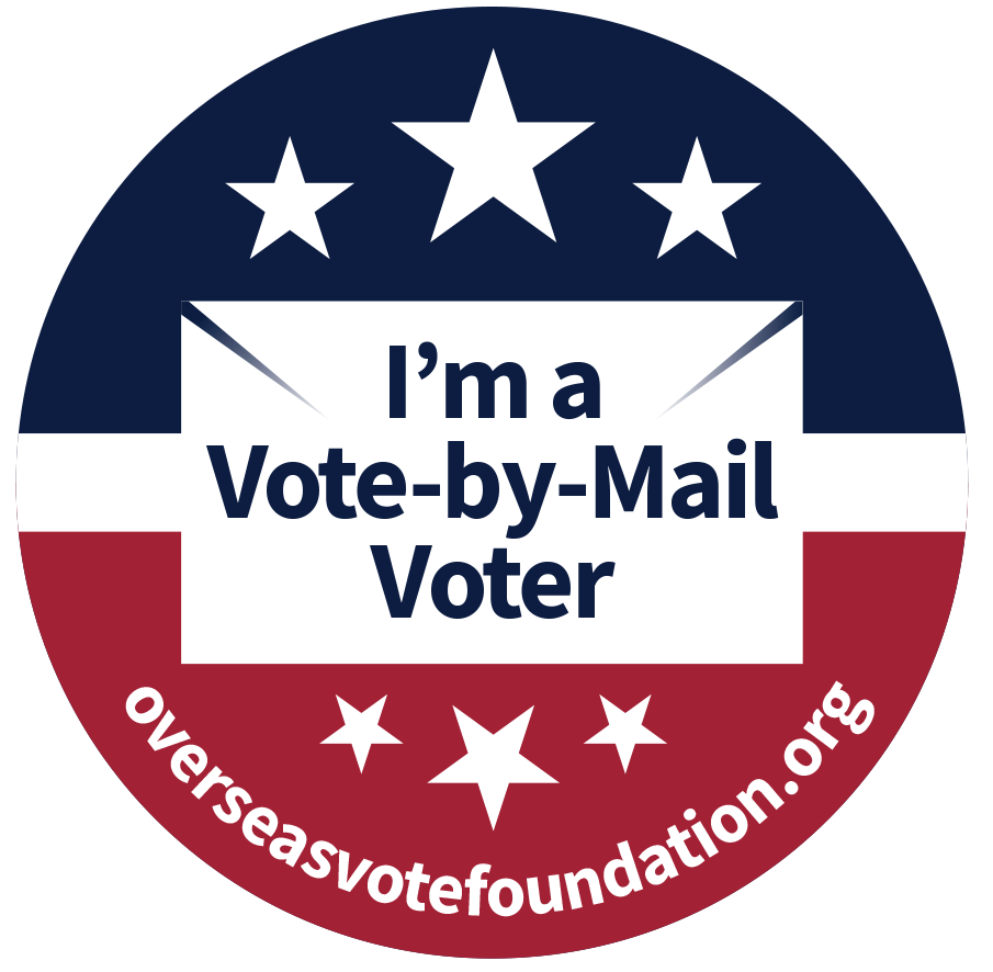 i'm a vote by mail voter