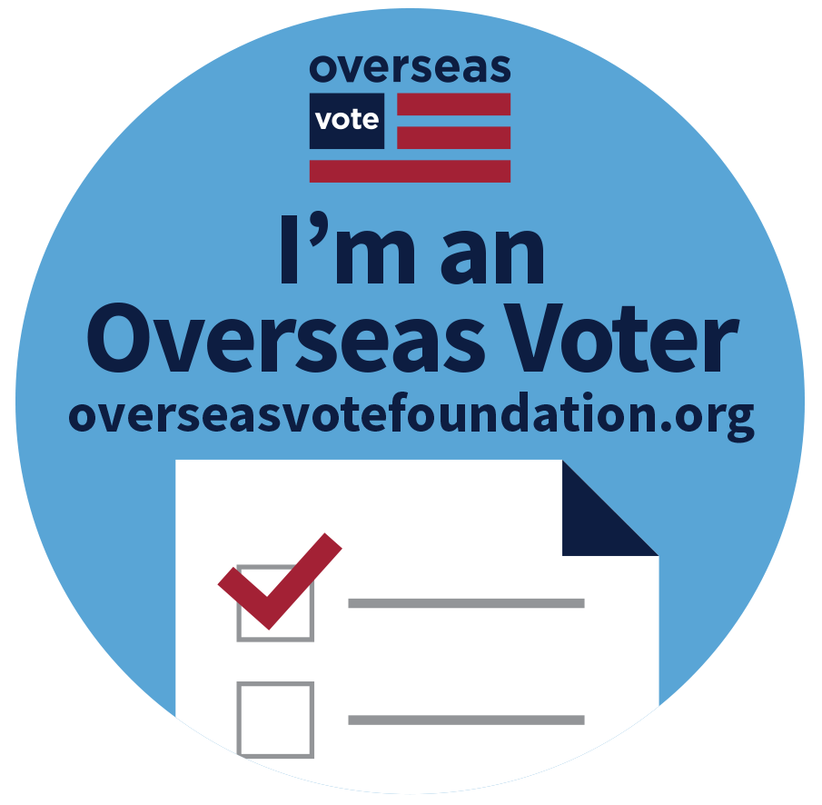i'm an overseas voter